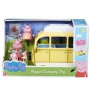Set Jucarii Peppa Pig Camping Trip