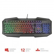 Trust GXT 830-RW Avonn Gaming Keyboard