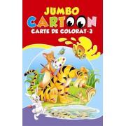 Jumbo Cartoon. Carte de colorat - 3/***