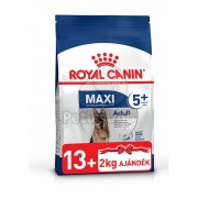 Royal Canin Maxi Adult 5+ (Mature) 15 kg (13 kg + 2 kg cadou)