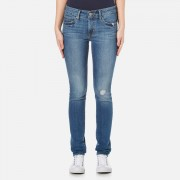 Levi's Women's 711 Skinny Jeans - After Life - W27/L32 - Blue