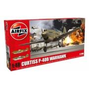 Kit Constructie Airfix Curtiss P-40b Warhawk