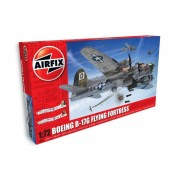 Airfix kit constructie boeing b-17g flying fortress scara 1:72