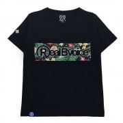 RealBvoice(リアルビーボイス)/キッズ ボタニカル柄 Tシャツ(100ー160cm)