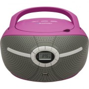 Microsistem audio Blaupunkt Boombox BB6VL, CD Player, USB, AUX, 2X1.2W, Violet BF2016