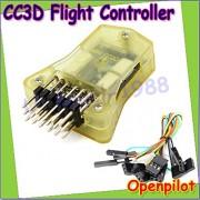 Generic Red : Openpilot MINI CC3D Combo Atom NANO CC3D Flight Control for FPV QAV 250 FPV