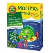 Mollers Omega3 36 pestisori gumati
