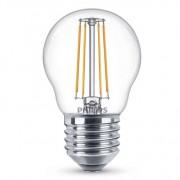 Philips Led Lamp E27 4W 470lm Kogel Filament