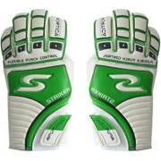 Manusi de portar Sportica BERRY (Alb/Verde)