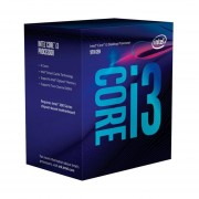 Procesador Intel Core i3 9100 3.6GHz Quad Core 6MB Socket 1151