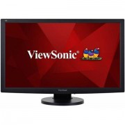 "ViewSonic VG Series 2433MH 24"" Full HD LCD/TFT Opaco Nero monitor piatto per PC"