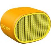 Sony SRS-XB01 Bluetooth luidspreker AUX, Waterdicht Geel
