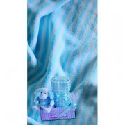 Creaciones Llopis Caja Regalo Perrito con Manta Azul