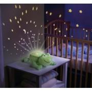 Lampa cu sunete si proiectii Broscuta Prietenii Somnului