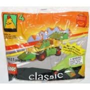 Lego Toy McDonalds CLASSIC Lego Chicken Car #4