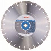 Диск диамантен за рязане Expert for Stone, 400 x 20,00+25,40 x 3,2 x 12 mm, 1 бр./оп., 2608602595, BOSCH