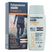 Isdin fotoprotector fusion gel sport 50+ 100ml
