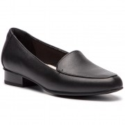 Обувки CLARKS - Juliet Lora 261365774 Black Leather