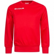 Givova One Heren Trainingstrui MA019-0012 - rood - Size: 4X-Large