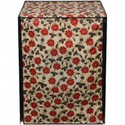 Dream Care Printed Multicolor Front Loading Bosch WAB16060IN 6 kg Washing Machine Covers