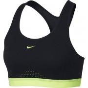 Nike Impact Motion Adapt Sports Bra (Cup B) - reggiseno sportivo - Black/Volt