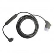 Charge Amps Ray mobiele lader type 2 naar schuko - 7,5 meter
