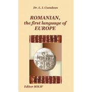 Romanian, the first language of Europe/Lucian Iosif Cuesdean