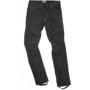 Helstons Dena Jeans Pantalones de las señoras Negro 30