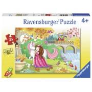 PUZZLE LA PLIMBARE, 35 PIESE - RAVENSBURGER (RVSPC08624)