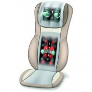 Husa de scaun pentru masaj shiatsu Beurer MG295HD, 60W (Crem)