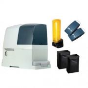 Kit automatizare poarta culisanta Powertech PL-600, 600 Kg, 8 m, 24 V