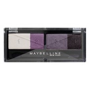 MAYBELLINE QUAD SMOKY EYES SMOKY ULTRA VIOLET 33 5GR