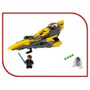 Lego Конструктор Lego Звёздный истребитель Энакина 75214
