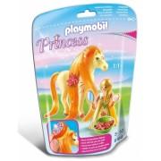 Printesa soare cu calut Princess Playmobil