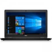 Лаптоп Dell Precision 3520, Intel Core i5-7440HQ , 15.6 инча FHD, 8 GB 2400MHz DDR4, 256GB M.2 SSD, Nvidia Quadro M620 2GB GDDR5, #DELL02137