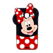 Oytra 3D Design Printed Soft Silicone Mobile Phone Covers & Cases For Samsung J2 (2017) / Galaxy J2 (2017), Mickey & Minnie Mouse