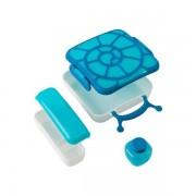 Boon Pudełko na drugie śniadanie - lunch box Bento Ślimak , B11151