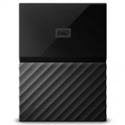 Western Digital Externe Festplatte USB 3.0 My Passport 2 TB
