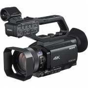 "Sony PXW-Z90, 4K, senzor 1"" Exmor RS bundle Sachtler System Ace M MS - Trepied Ace 75/2 D + spreader mijloc + cap fluid Ace M"