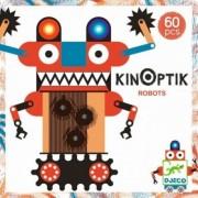Kinoptik Djeco, Roboti