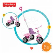 Tricicletă smarTrike Fisher-Price Glee 3350233