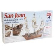 1:30 Scale San Juan Spanish Galleon S.xvi