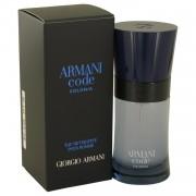 Armani Code Colonia by Giorgio Armani Eau De Toilette Spray 1.7 oz