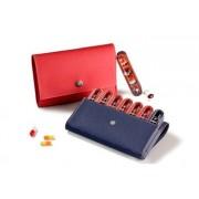 Pilulier - Pilbox - Semaine - 4 cases
