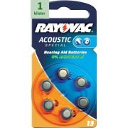 Rayovac 13 Acoustic Special - 1 blister