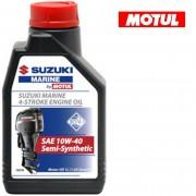 motul suzuki marine 4t 10w40 1 litro olio nautico per imbarcazioni fuoribordo nautica lubrificanti