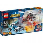 Lego DC Comics Super Heroes: Persecución gélida tras la Fuerza de la Velocidad (76098)