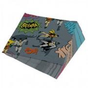 Guardanapo Batman e Robin Quadrinhos HQ Onomatopeias DC Comics Guardanapo Batman e Robin Quadrinhos HQ Onomatopeia DC Comics