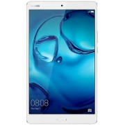 "Tableta Huawei MediaPad M3, Procesor Octa-Core 2.3GHz / 1.8GHz, IPS LCD Capacitive touchscreen 8.4"", 4GB RAM, 32GB, 8MP, Wi-Fi, 4G, Android (Argintiu) + Cartela SIM Orange PrePay, 6 euro credit, 4 GB internet 4G, 2,000 minute nationale si internationale f"