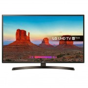 "LG 49UK6400PLF 49"" Ultra HD 4K TV - Black"